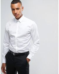 Jack & Jones - Premium Slim Non-iron Smart Shirts - Lyst
