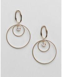 Ashiana - Statement Hoop Earrings - Lyst