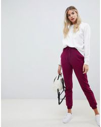 ASOS - Basic joggers With Tie - Lyst