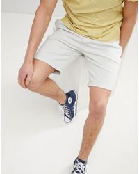 Reiss - Jersey Shorts In Grey - Lyst
