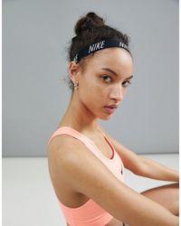 Nike Premier Home   Away Headband in White for Men - Lyst 587ad27c0d6