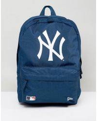 KTZ - Backpack Ny Yankees - Lyst