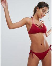 DORINA - Tie Side Bikini Bottom - Lyst