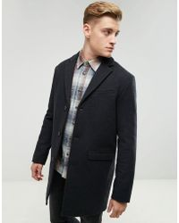 Esprit - Wool Overcoat - Lyst