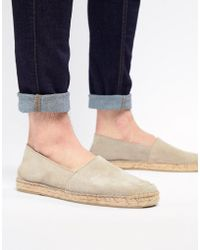 SELECTED - Spanish Espadrilles - Lyst
