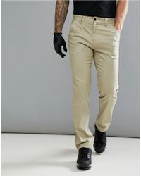 Calvin Klein | Tech Chino Trouser | Lyst