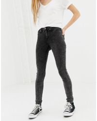 Blend She - Moon Play Skinny Jeans - Lyst