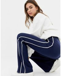 ASOS - Relaxed Piped Flare - Lyst