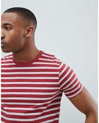 Jack & Jones - Essentials Stripe T-shirt - Lyst