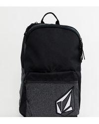Volcom - Backpack In Black - Lyst