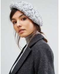 Hollister - Holiday Beret - Lyst
