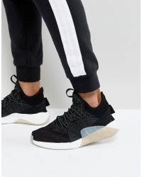 Black Tubular Primeknit High Tops Cheap Adidas US