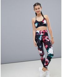 HPE - High Waist Seamless Leggings - Lyst
