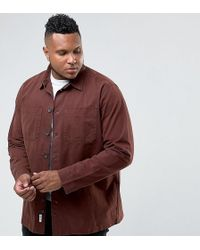 Bellfield - Plus Workwear Overshirt - Lyst