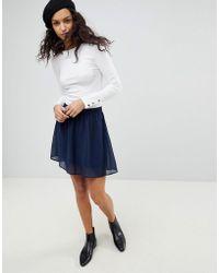 Vero Moda   Skater Skirt   Lyst