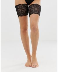 ASOS - Lace Chafing Bands - Lyst