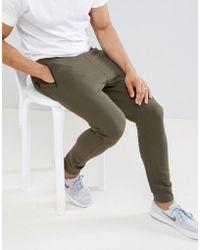 D-Struct - Pique Slim Fit Joggers - Lyst