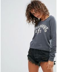 Billabong - Beach Jumper - Lyst