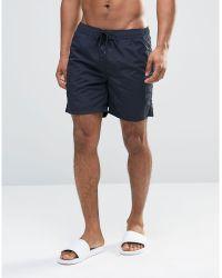Firetrap - Swim Shorts - Black - Lyst