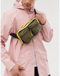 Barbour - Cross Body Bag In Navy - Lyst