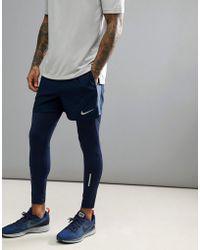 Nike - Flex Challenger 5 Inch Shorts In Navy 856836-451 - Lyst