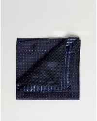 Jack & Jones - Pocket Square In Silk - Lyst