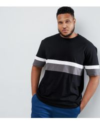 D-Struct - Plus Cut And Sew Peached T-shirt - Lyst
