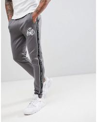 Kings Will Dream - Roxberry Joggers In Grey - Lyst