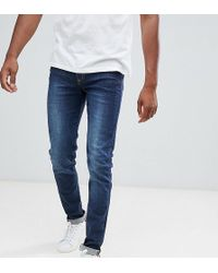 Loyalty & Faith - Loyalty And Faith Tall Beattie Skinny Fit Jean In Dark Wash - Lyst