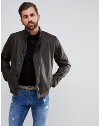 Barbour - Tolk Jacket In Green - Lyst