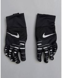 Nike - Tempo 360 Flash Gloves In Black Rg.j0-037b - Lyst