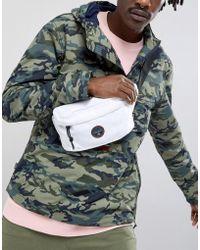 Napapijri - Hoyal Bum Bag In White - Lyst