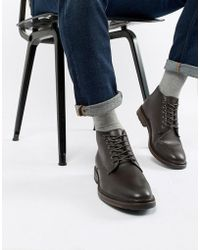 New Look - Smart Hiker Boot - Lyst