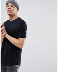 289b359e777b34 Bershka Join Life Loose Fit T-shirt In Black in Black for Men - Save 13% -  Lyst