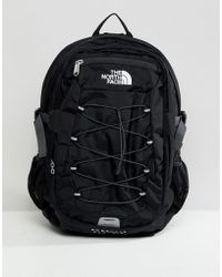 The North Face - Borealis Backpack In Black - Lyst