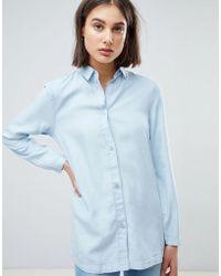 WÅVEN - Nott Denim Shirt - Lyst