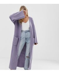 Micha Lounge - Oversized Cardigan With Pockets - Lyst