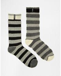 Pepe Jeans - 2 Pack Socks - Lyst