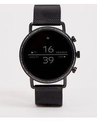 Skagen - Connected Skt5109 Falster 2 Mesh Smart Watch - Lyst