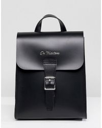 Dr. Martens - Mini Leather Backpack - Lyst