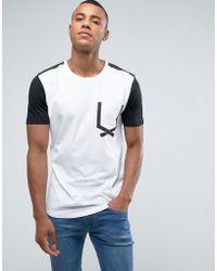 Loyalty & Faith - Loyalty And Faith Tape Pocket T-shirt - Lyst