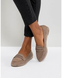 ASOS - Meadow Flat Shoes - Lyst