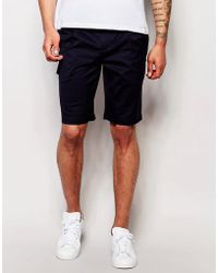 Minimum - Smart Cargo Short - Lyst