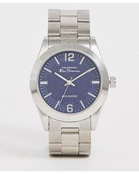 Ben Sherman - Mens Stainless Steel Watch Bs118 - Lyst