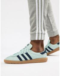9149867b5 adidas Originals Topanga Sneakers In Gray in Gray for Men - Lyst