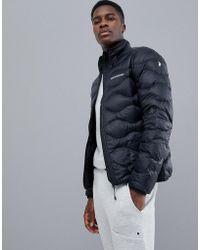 Peak Performance - Helium Puffer Jacket In Black - Lyst