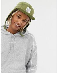 adidas Originals - Trapper Cap In Khaki - Lyst