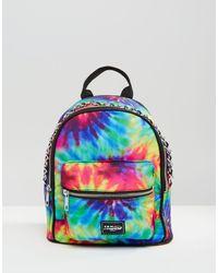 Jaded London - Tie Dye Chain Backpack - Lyst