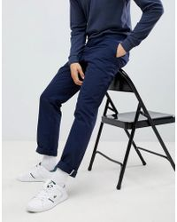Lacoste - Chino Trousers - Lyst