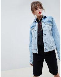 Cheap Monday - Legit Denim Jacket - Lyst